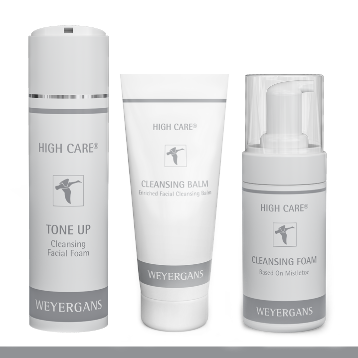 Cleansing System - For pure skin
